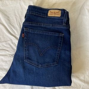 """Levi's blue 512 """"Perfectly Slimming"""" Bootcut jeans"""